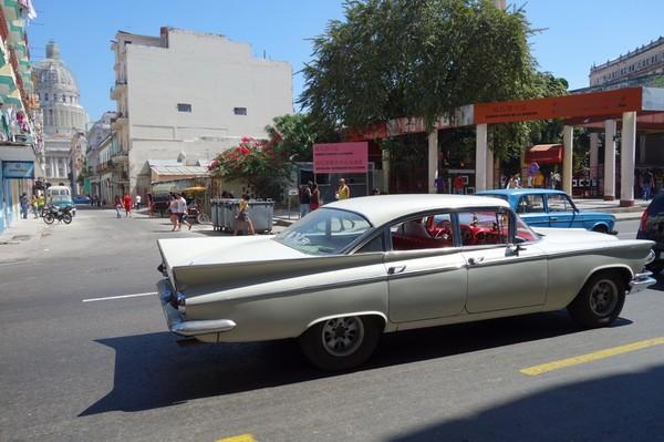Gatuscen Centro Habana, Havanna.