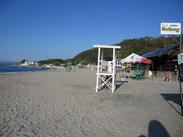 Stranden, San Juan.