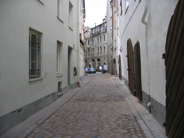 Gamla Stan, Riga.