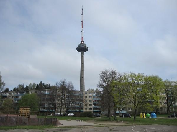 Vilnius TV Tower, Vilnius.