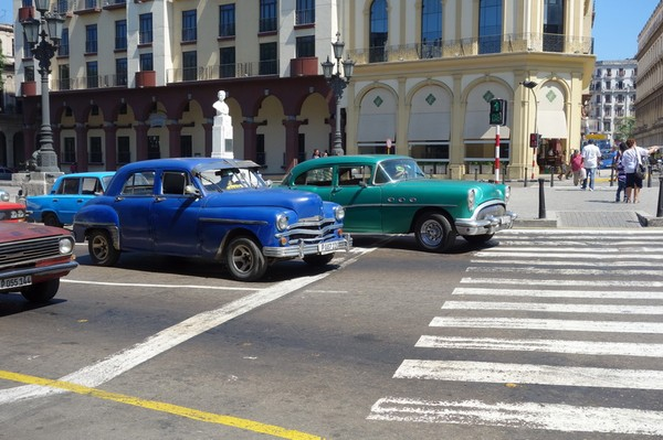 Gamla jänkare, Centro Habana, Havanna.