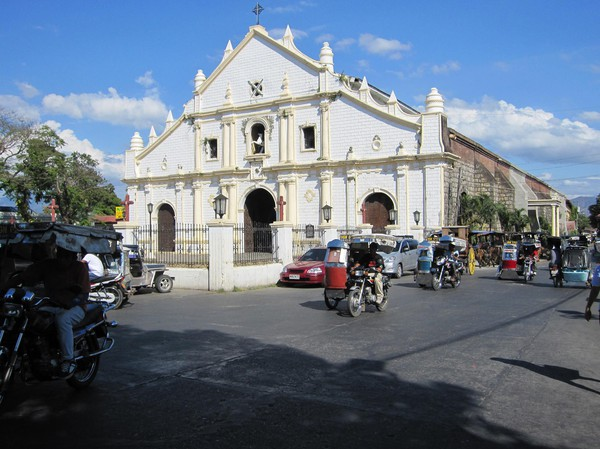 St Paul Cathedral, Vigan.