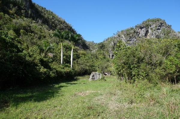 Vackra, tysta och sköna Valle de Silencio.