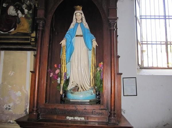 St Paul Cathedral, Vigan.