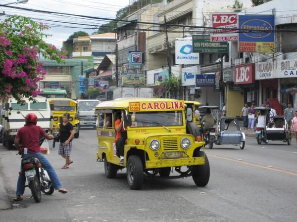 Olongapo city.