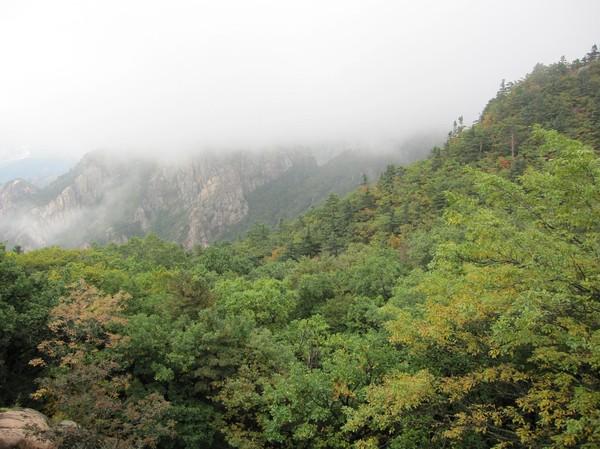 Naturen är varierad och vacker.