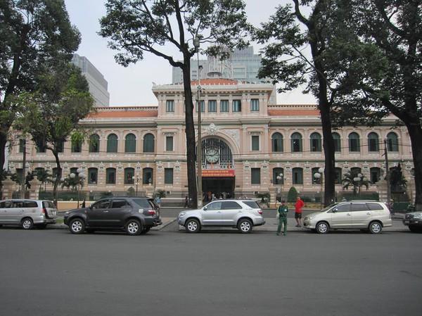 Post Office, Saigon.
