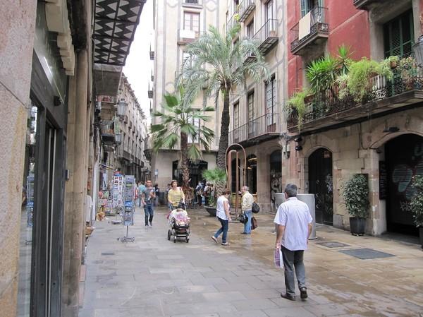 Gatuscen, La Ribera, Barcelona.