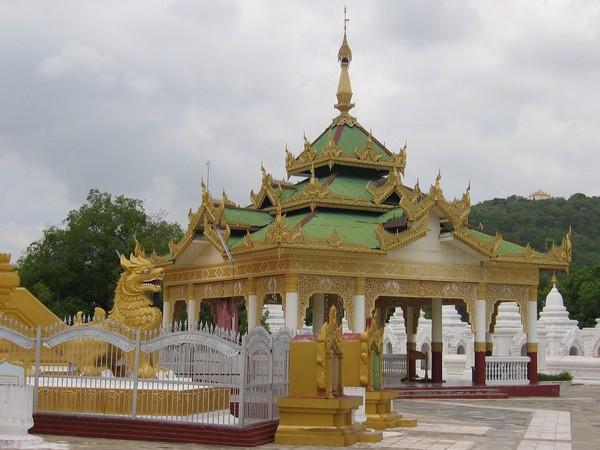 Kuthodaw Paya, Mandalay.