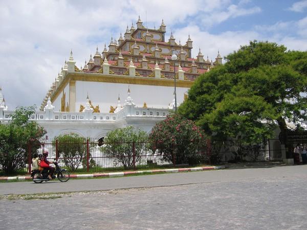 Atumashi Kyaung, Mandalay.