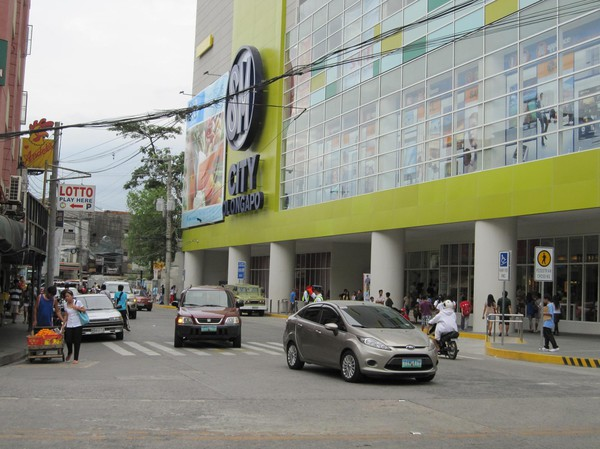 SM Mall, Olongapo city.