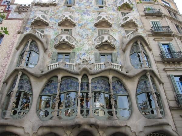 Casa Batlló, Barcelona.