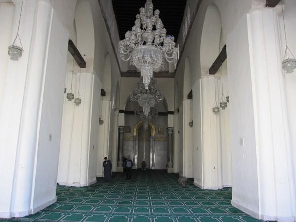 Al-Hakim moskén, islamic Cairo, Kairo.