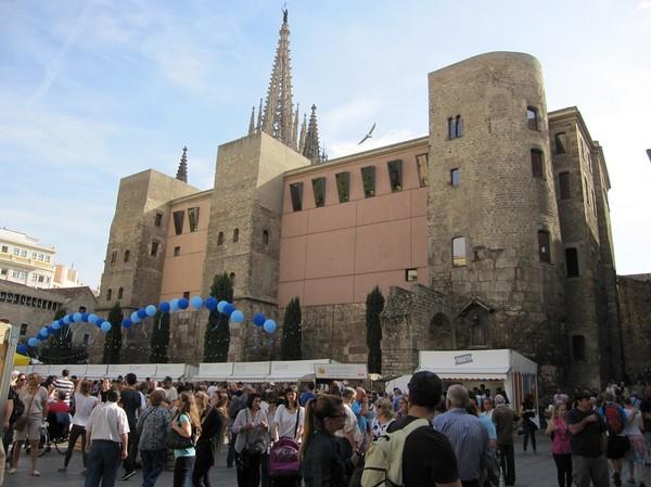 La Catedral, Barcelona.