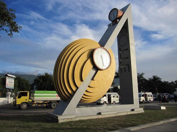 Klocktorn, centrala Dili.