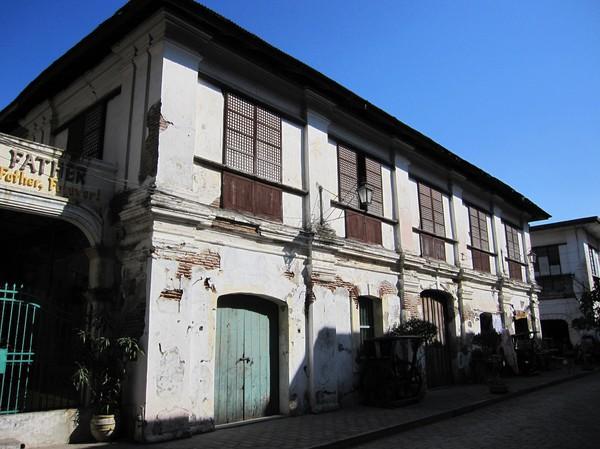 Mestizo district, Vigan.