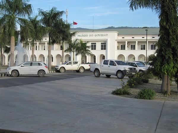 Palacio de governo, centrala Dili.