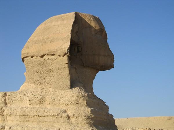 Sphinxen.