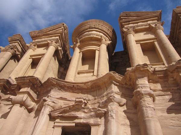 Ad-Deir (Monastery), Petra.