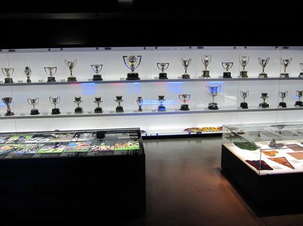 Camp Nou experience, Barcelona.
