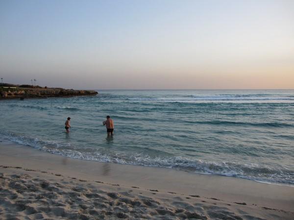 Nissi beach Agia Napa.