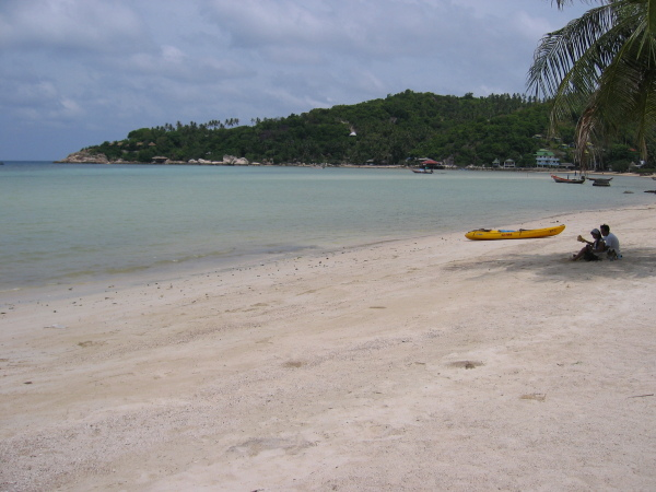 Sairee Beach, Koh Tao.