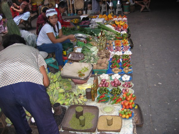Public market, Iloilo city.