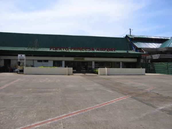 Puerto Princesa, Palawan.