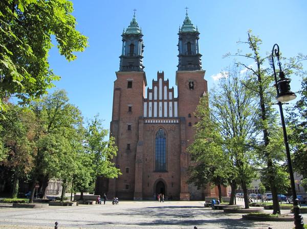 Katedralen, Ostrow Tumski island, Poznan.