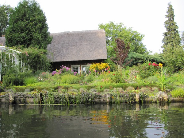 Traditionellt hus, Leipe.
