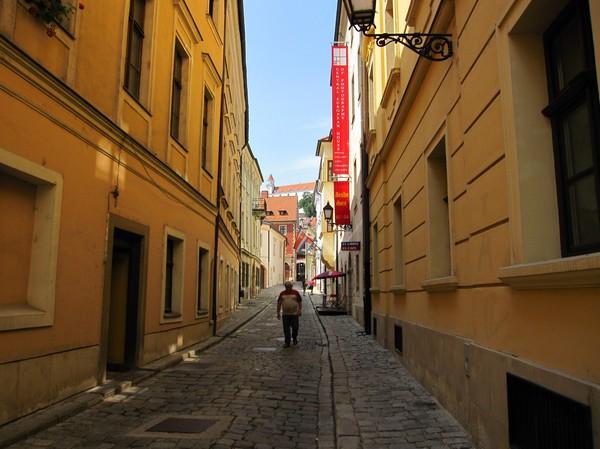 Gamla staden, Bratislava.