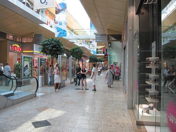 Galleria, Petrzalka, Bratislava.