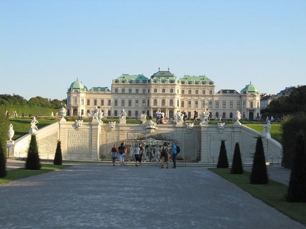 Oberes Belvedere, Wien.