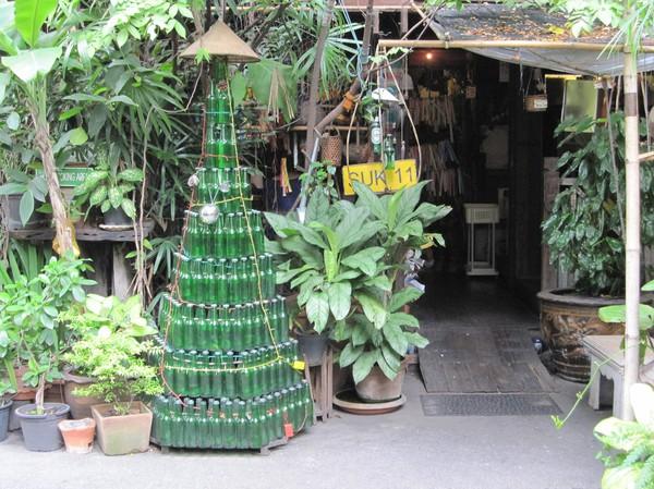 Utanför Suk11, Bangkok.