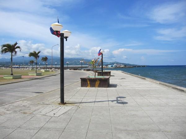 Baywalk centrala Baybay.