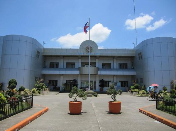Stadshuset i Isabel, Leyte.