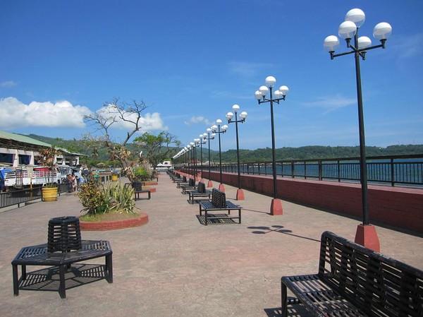 Baywalk, Isabel, Leyte.