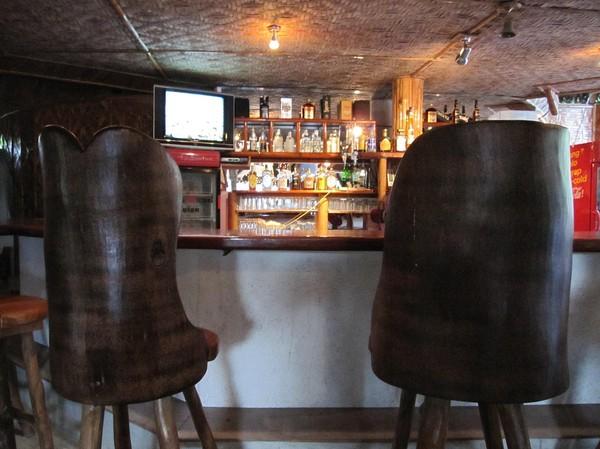 Blue Ice Bar, Santa Fe, Bantayan island.
