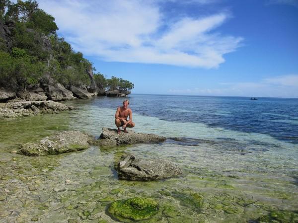 Stefan, Salagdoong beach, Siquijor.