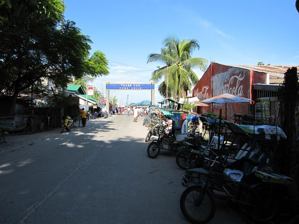 Piren Santa Fe, bantayan island.