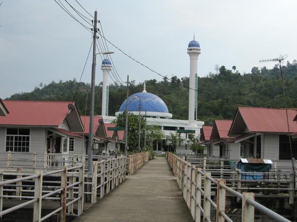 Moské Kampung Ayer.