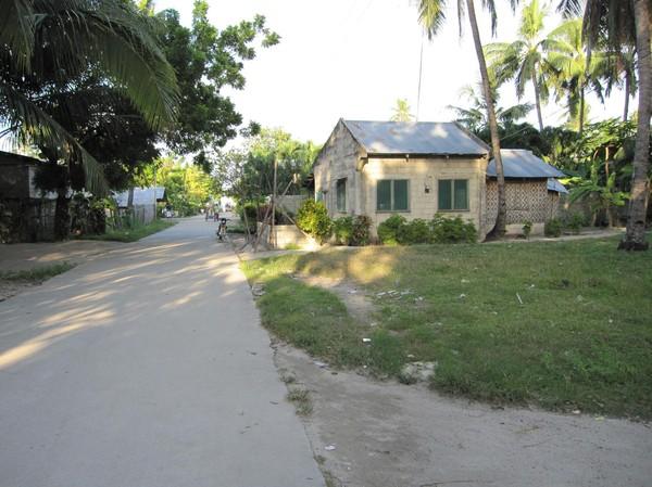Gatuscen Santa Fe, Bantayan island.