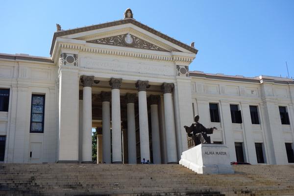Universidad de la Habana, Vedado.