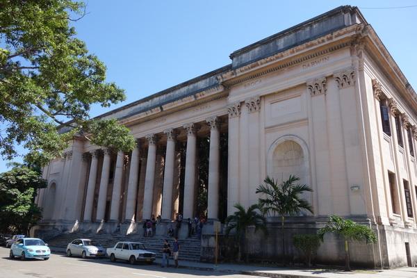 Universidad de la Habana, Vedado, Havanna.