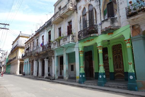 Gata någonstans i Centro Habana, Havanna.