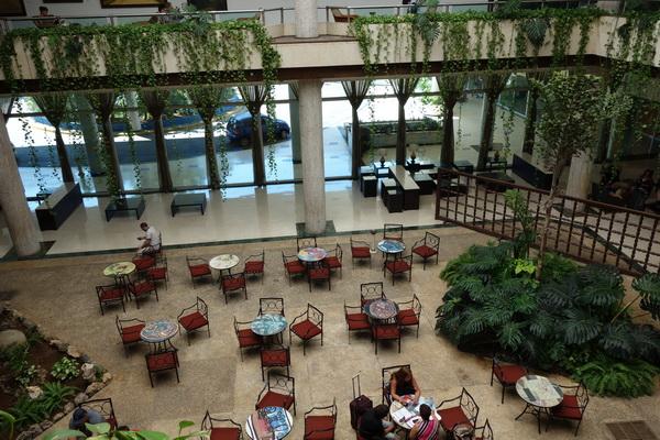 Hotel Habana Libre, Vedado, Havanna.