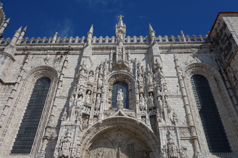 Mosteiro dos Jerónimos, Belém, Lissabon.