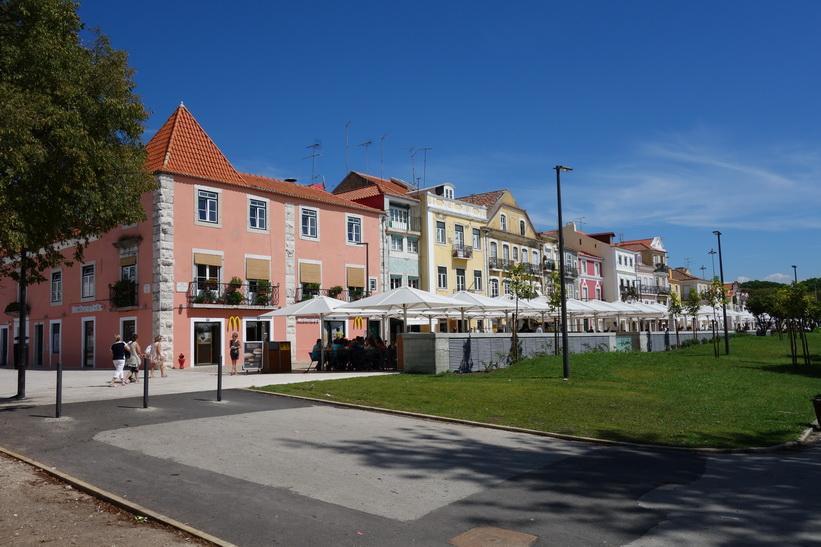 McDonald's i Belém, Lissabon.