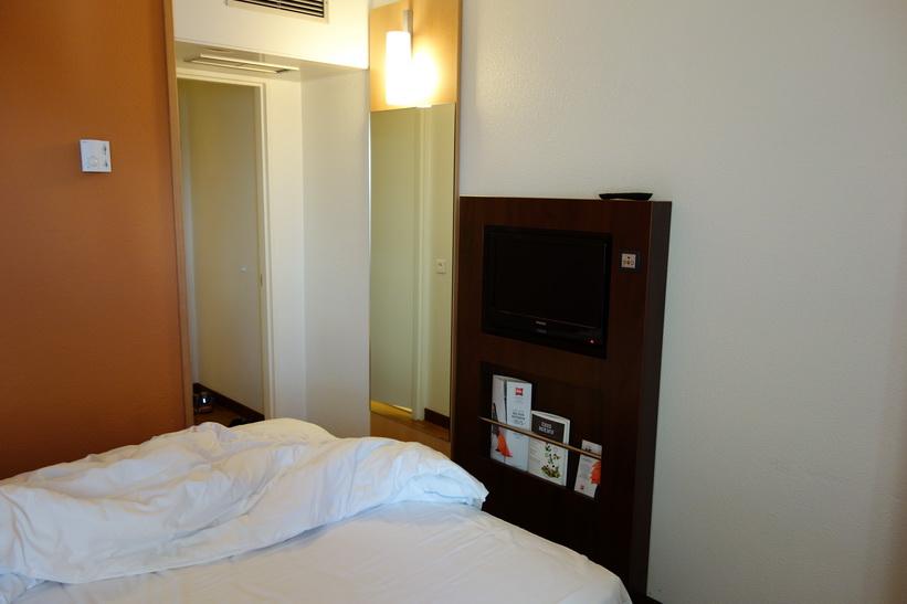 Mitt rum på Sana Malhoa Hotel, Lissabon.
