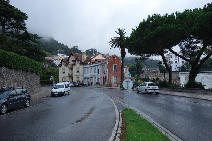 Historiska Sintra, Portugal.